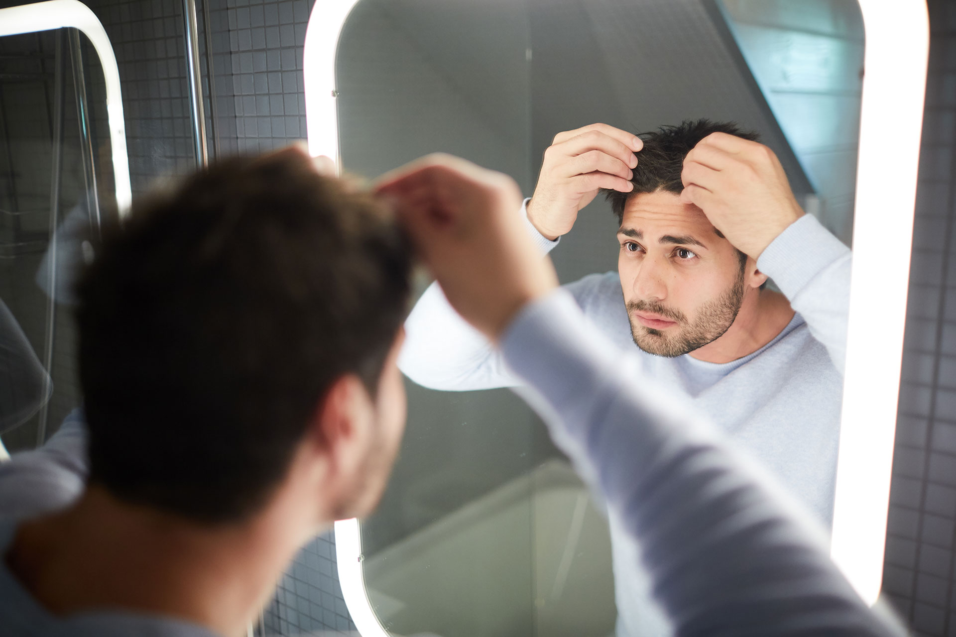 Hair Loss – The best natural treatments